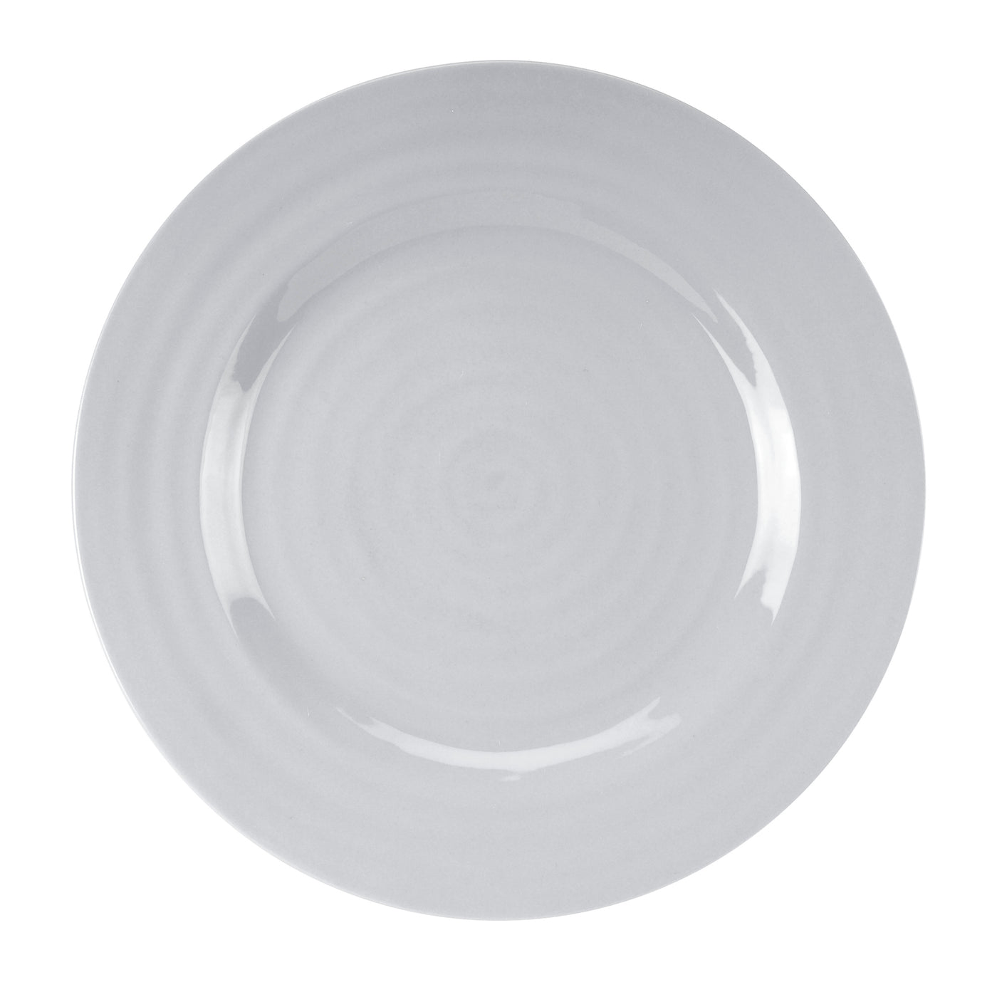 Grey Collection Dinner Plate