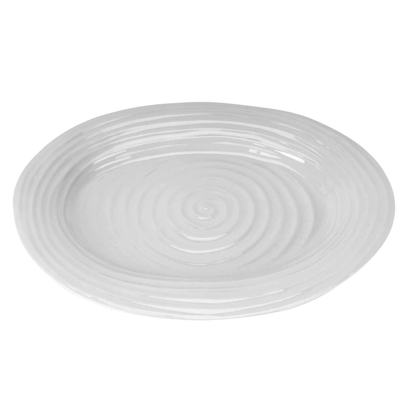 Grey Collection Large Oval Platter