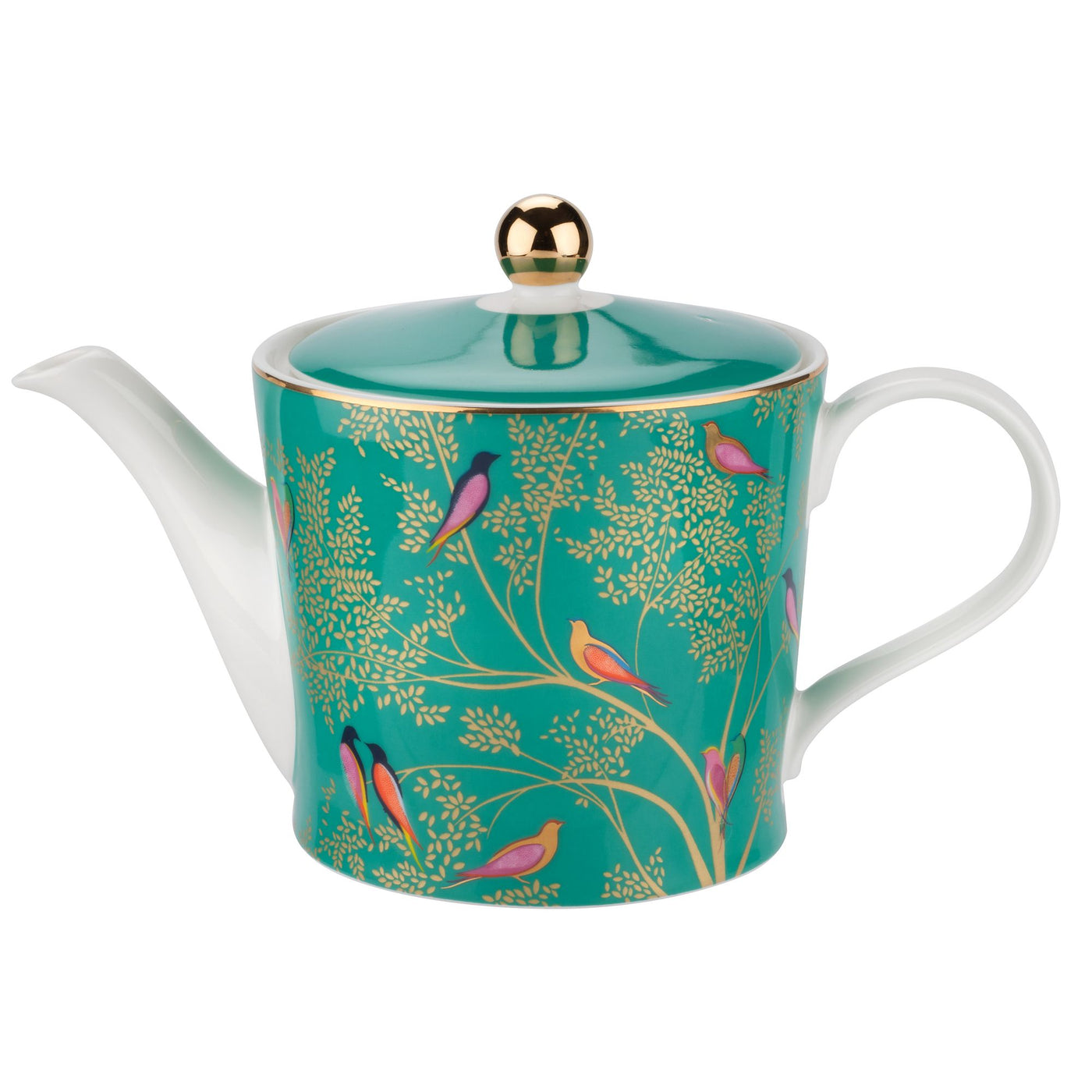 Chelsea Tea Pot in Green