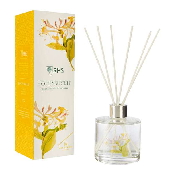 RHS Reed Diffuser 180mL, Honeysuckle