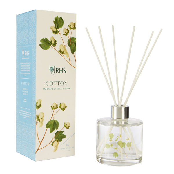 RHS Reed Diffuser 180mL, Cotton