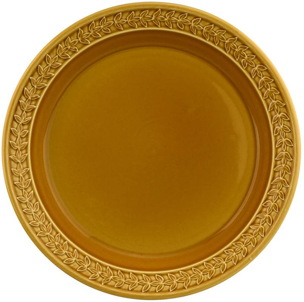 Botanic Garden Harmony Dinner Plate Amber Set of 4