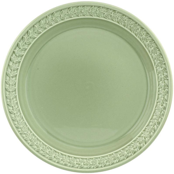 "Botanic Garden Harmony Dinner Plate 10"" Stone Set of 4"