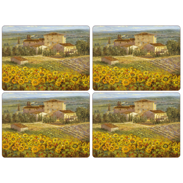 Tuscany Luncheon Mats, Set of 6