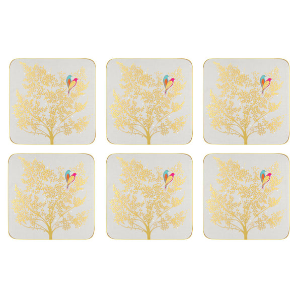 Sara Miller Chelsea Coasters, Set of 6