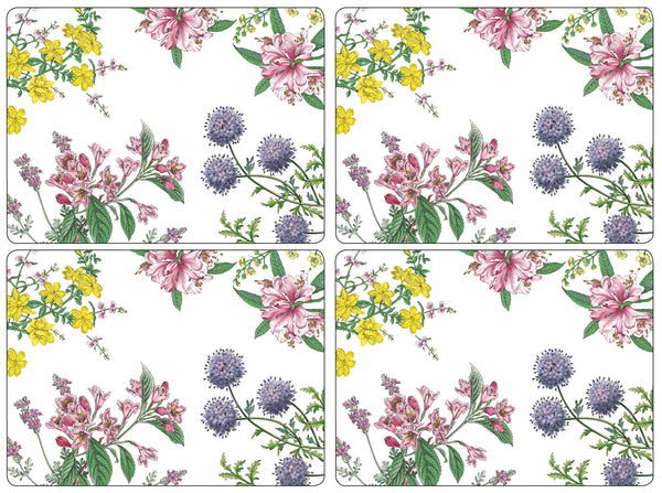 Stafford Bloom Mats, Set of 4