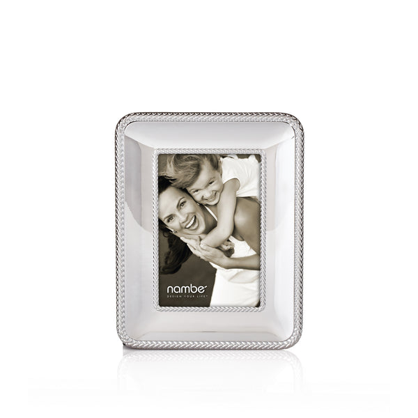 Braid Photo Frame 4x6
