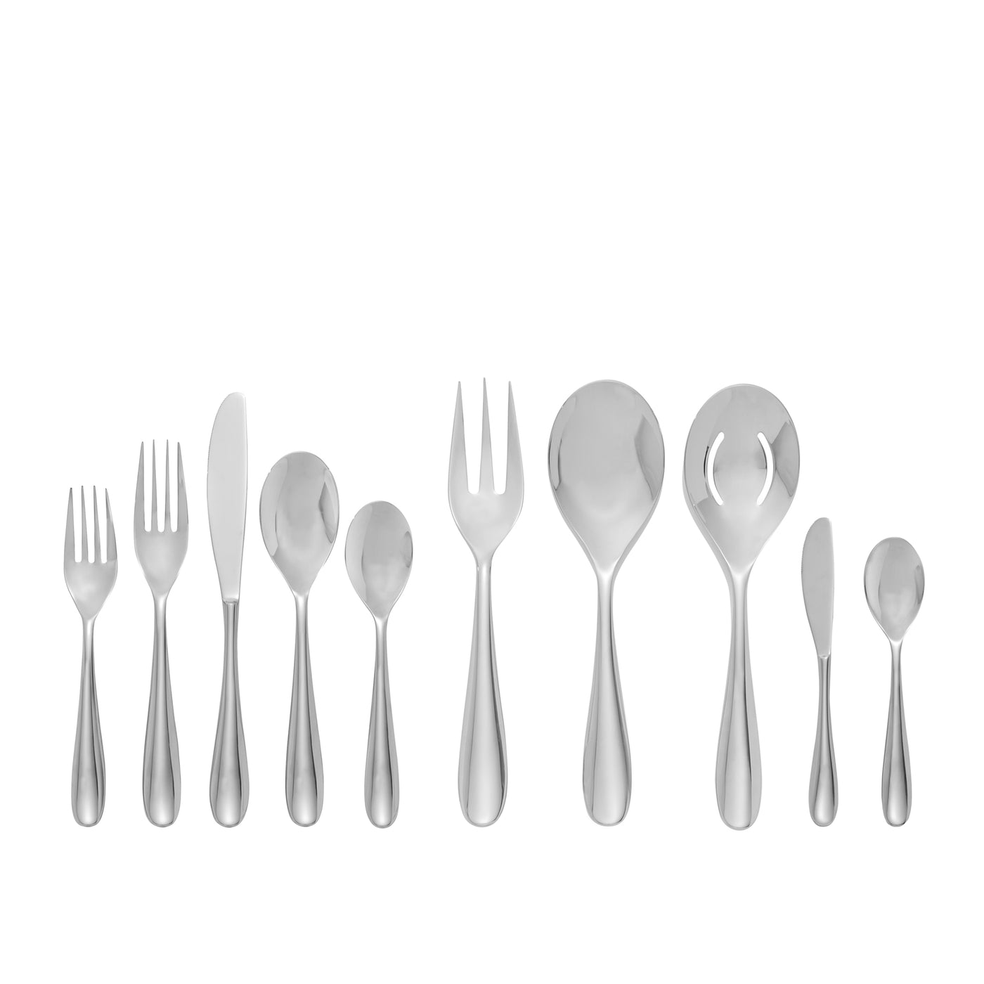 Paige 45pc Flatware Set 18/10