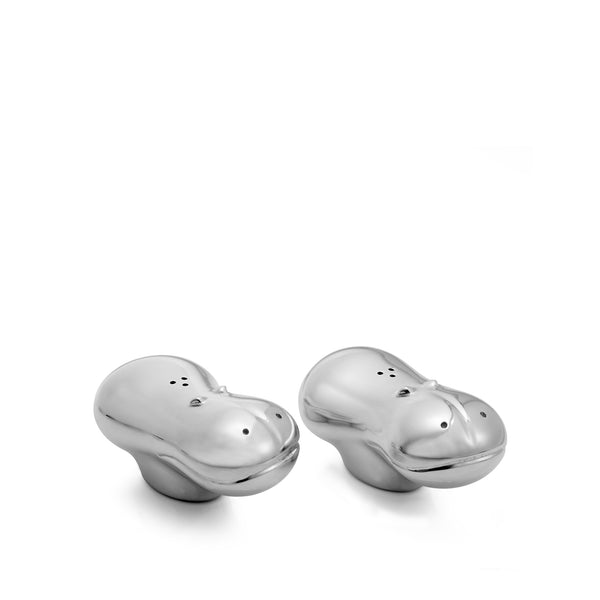 Savanna Hippo Salt & Pepper Shaker
