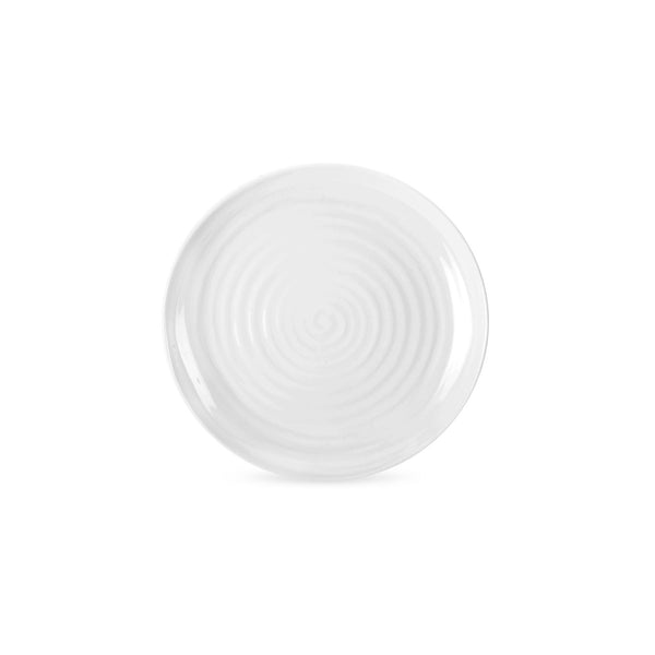 White Collection Coupe Salad Plate, Set of 4