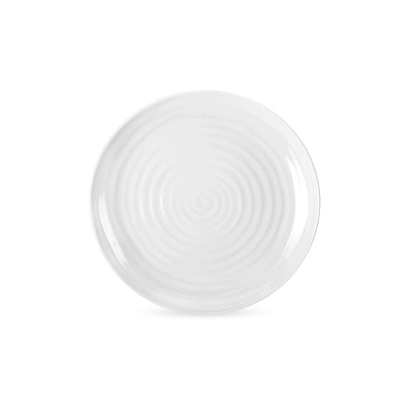 White Collection Coupe Dinner Plate, Set of 4