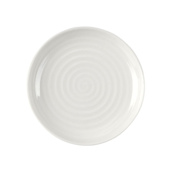 White Collection Coupe Small Plate