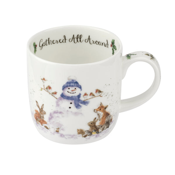 <i>Gathered All Around</i> Mug
