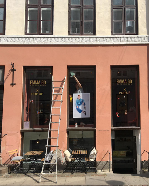 Copenhagen Summer Pop Up Store