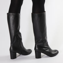 Load image into Gallery viewer, Elena Calf Black - last pairs 38, 40