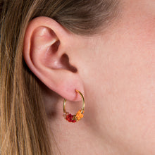 Load image into Gallery viewer, Sanne Red Earring