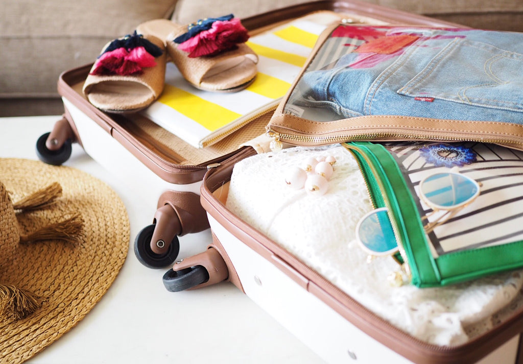 Summer Jet Setting Travel Hacks