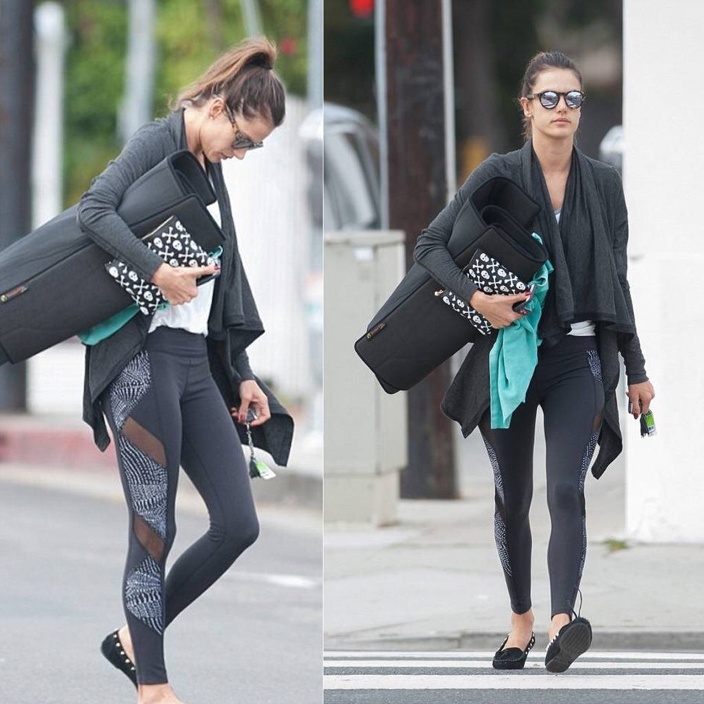 Alessandra Ambrosio carries OTG|247!