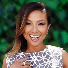 How cute is Jeannie Mai?