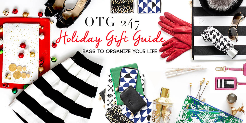 OTG|247 2018 Holiday Gift Guide | Give the Gift of Organization