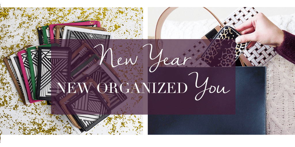 Happy New Year! It's a New Year, New Organized You!