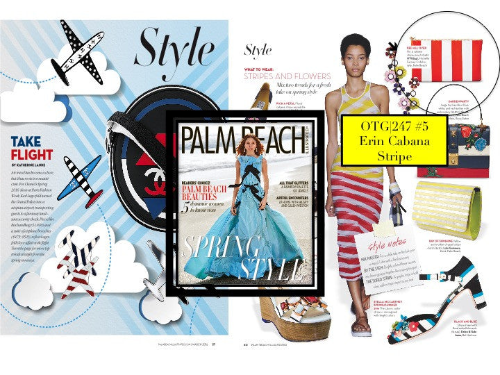 PALM BEACH ILLUSTRATED Take Flight
