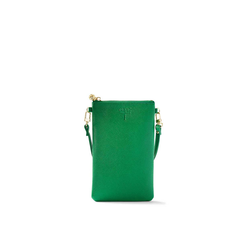 OTG|247 #1 Green Handbag With Straps