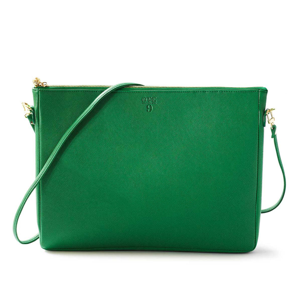 OTG|247 #9 Green Handbag With Straps