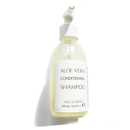 Anita Grant Natural Aloe Vera Conditioning Shampoo sold in Canada