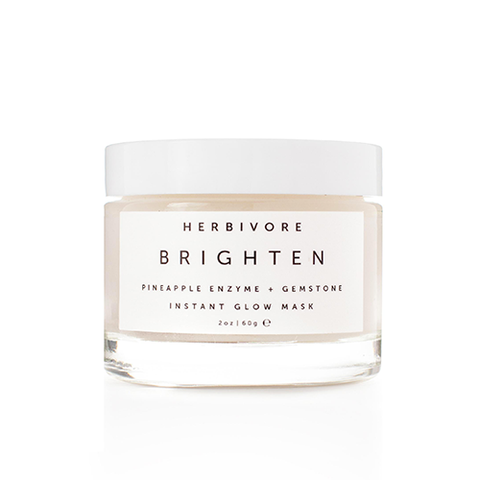 HERBIVORE BOTANICALS | Brighten Pineapple & Gemstone Mask
