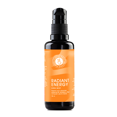 LOTUS WEI | Radiant Energy Mist