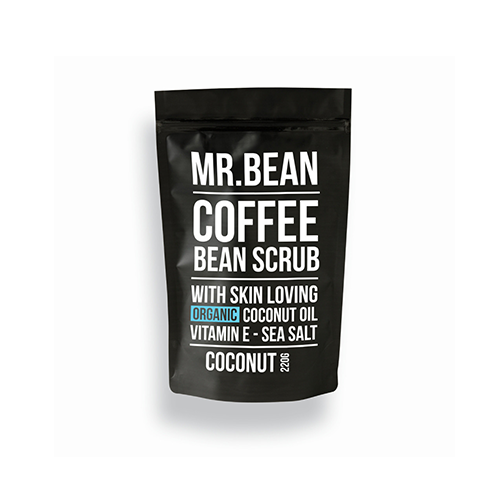 MR. BEAN COFFEE BEAN SCRUB | Coconut