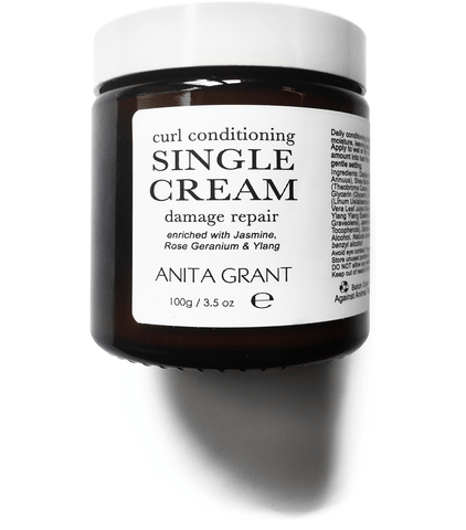 Anita Grant Single Cream Leave-in Conditioner sold in the US