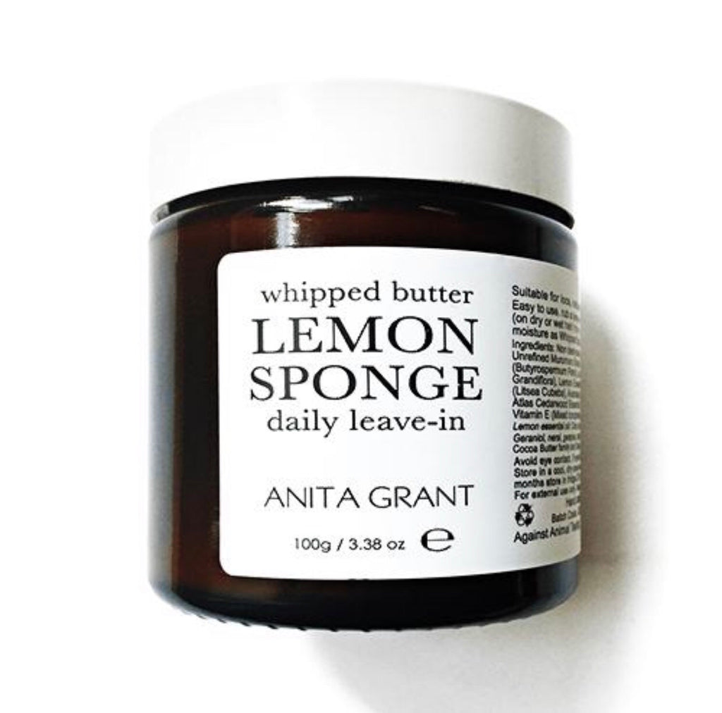 ANITA GRANT | Lemon Sponge Leave-in Conditioner