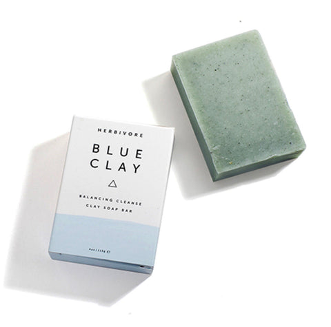 HERBIVORE BOTANICALS | Blue Clay Cleansing Bar Soap