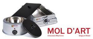 Tempering Chocolate with Mol d'Art