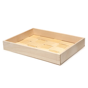 Large Wooden Gift Crate - CHAMBORD
