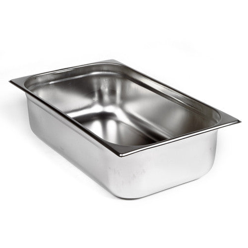 #4B - 24kg Chocolate Melter Stainless-Steel Pan