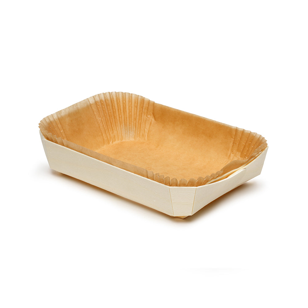 sire large dish tray made of wood