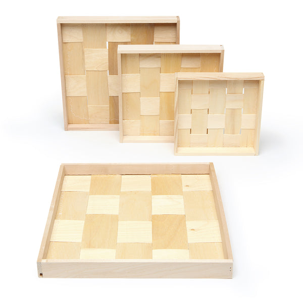Wooden Gift Trays 17cm
