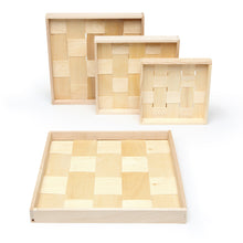 wooden gift trays by panibois
