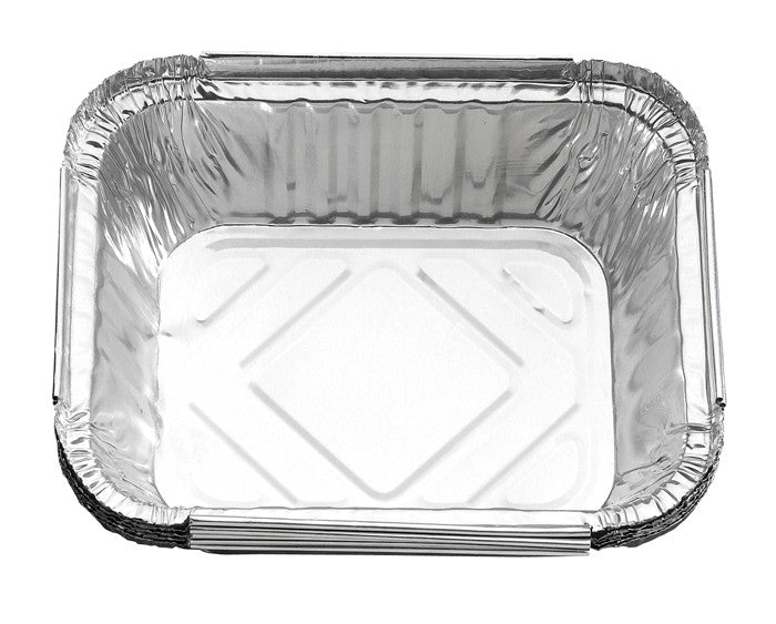Grease Trays - Pack of 5 (14.7cm x 12.2cm)-BBQ STORE MALTA