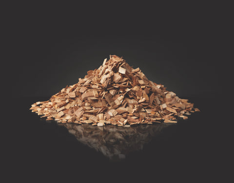 WHISKEY WOOD CHIPS - 700G