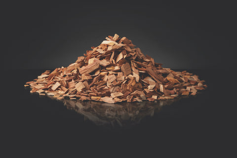 BRANDY WOOD CHIPS -  700G