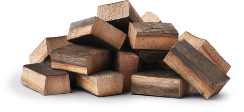APPLE WOOD CHUNKS - 1,5KG-Napoleon-BBQ STORE MALTA