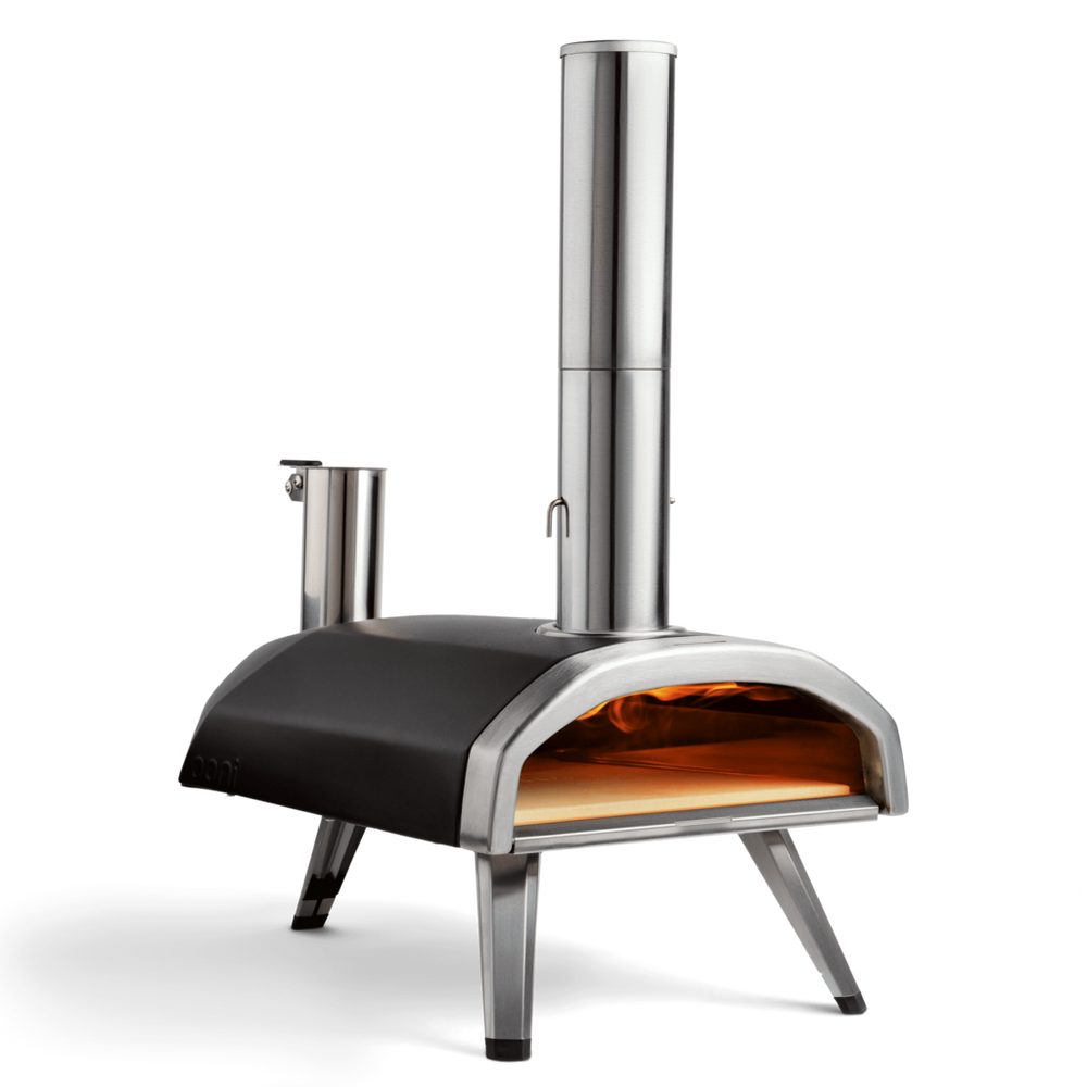 Ooni Fyra Portable Wood-fired Outdoor Pizza Oven