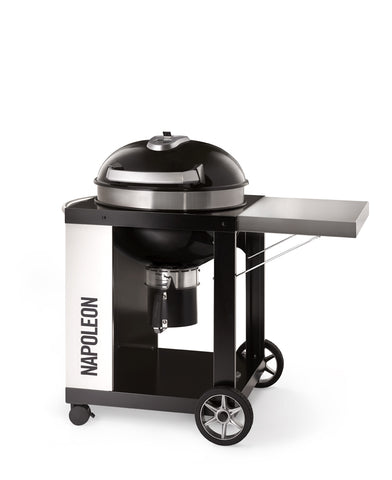 Charcoal Kettle BBQ with Cart