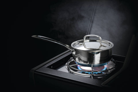 Rogue® 525 with range side burner, Black-Napoleon-BBQ STORE MALTA