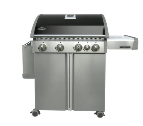 Triumph 495 with Side Burner-BBQ STORE MALTA