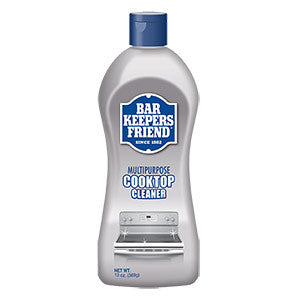 Bar Keepers Friend Cooktop Cleaner 13oz-BBQ STORE MALTA
